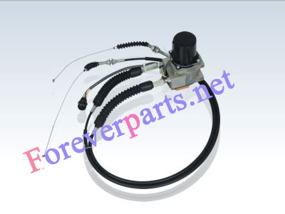 CAT312 Throttle Motor